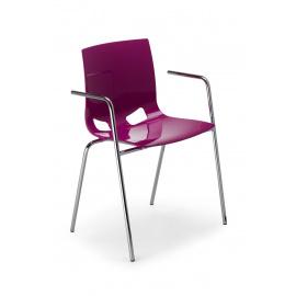 plastová židle FONDO P