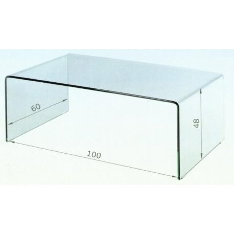 Skleněný stolek VICTORY Sklomat