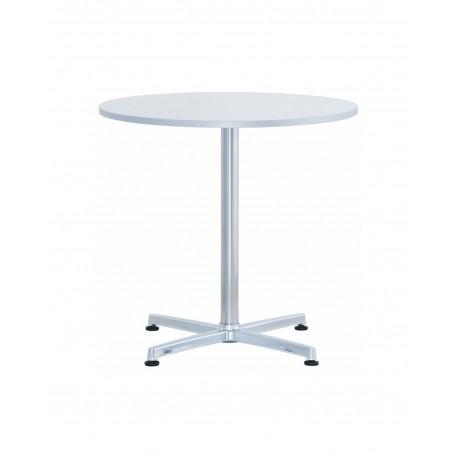 Stolek TANIA TA 861.01/ 862.01 Deska stolu dub ST9 Barva podnože černá podnož Velikost průměr desky
