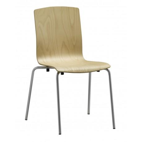 Konferenční židle WOODY RIM