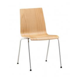 Dřevěná konferenční židle SITTY SI4101