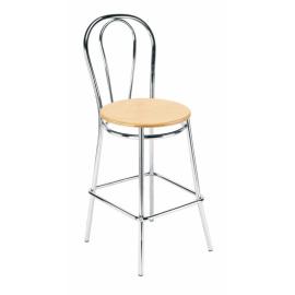 Barová židle Tulipan wood 78