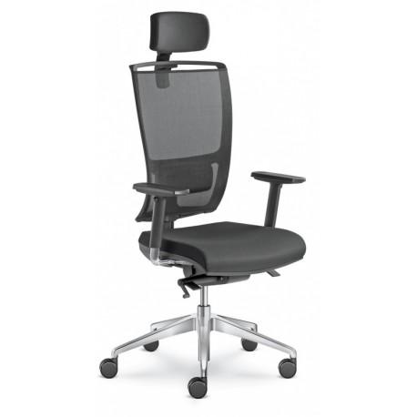 Kancelářská židle LYRA NET 201 LD seating