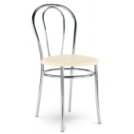 Kovová jídelní židle TULIPAN