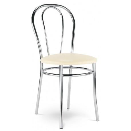 Jídelní kovová židle TULIPAN Nowy Styl