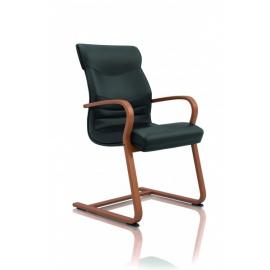 konferenční židle COSMOS 7750/S WOOD