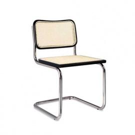 Jednací trubková židle BREUER