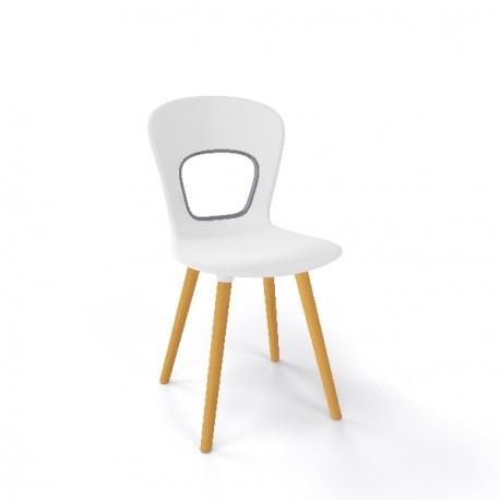 Plastová židle BLOG BL Gaber (odběr po 4ks)