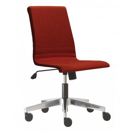 čalouněná otočná židle POPPY 230 RIM
