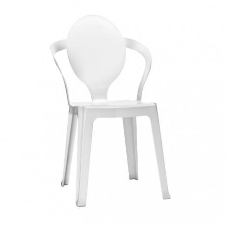 Plastová židle SPOON Scab (odběr po 4ks)