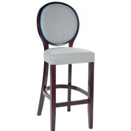dřěvěná barová židle H-6100