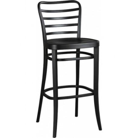 dřevěná barová židle H-8291 Paged meble