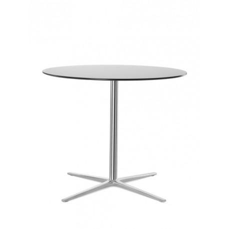 stolek na středové noze TF 710 Barva kostry černá kostra Velikost průměr desky 90 cm