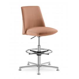 vysoká otočná židle MELODY OFFICE 777