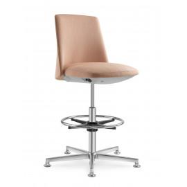 vysoká otočná židle MELODY DESIGN 777 FR
