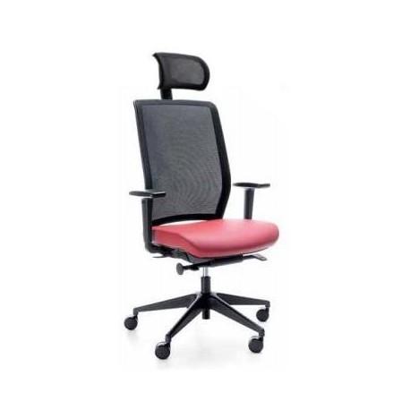 Kancelářská židle VERIS NET 110SFL / 111SFL profim