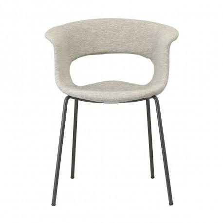 Čalouněná židle MISS B POP Scab