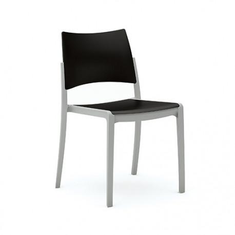 Jednací plastová židle EM192 Emagra