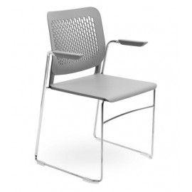 Jednací židle EM208/B
