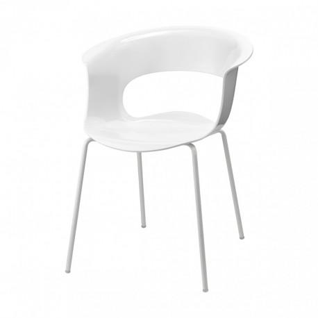 Plastová židle MISS B Scab