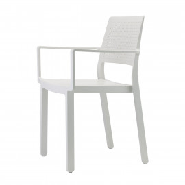 plastová židle EMI s područkami