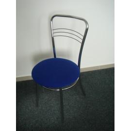 Jídelní kovová židle Argento