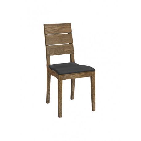 Dřevěná jídelní židle Brand Paged meble home