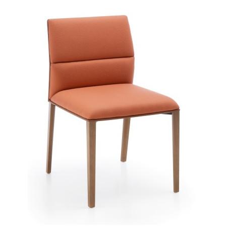 Čalouněná židle Chic Air C21HW - kombinace profim