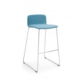 Barová čalouněná židle COM K42CV