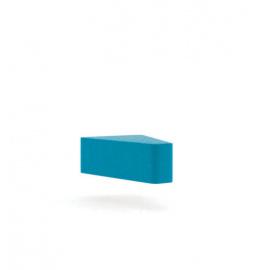 Trojúhelníkový TABURET 30° WALL IN P1
