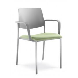 Konferenční židle SEANCE ART 180 s područkami
