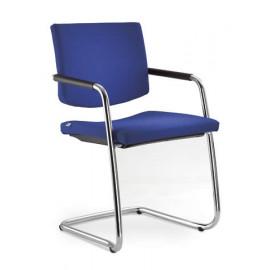 Konferenční židle SEANCE 096 s područkami