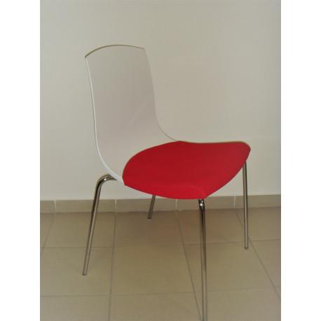 Konferenční židle JOY s čalouněným sedákem Nowy styl vyprodej