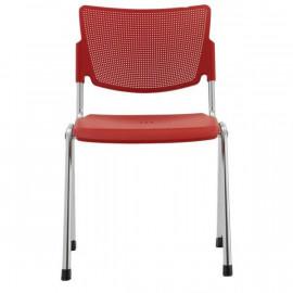Plastová konferenční židle MIA