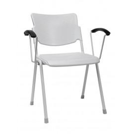 kovová konferenční židle MIA