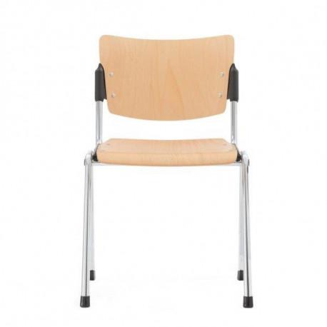 dřevěná konferenční židle MIA Alba - Klasik