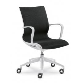 Kancelářská židle EVERYDAY 760 černý nylonový kříž na kolečkách