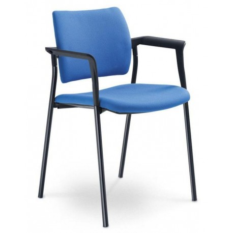 Konferenční čalouněná židle DREAM 110 / 110 B LD seating