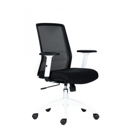 Kancelářská židle NOVELLO BLACK WHITE Antares