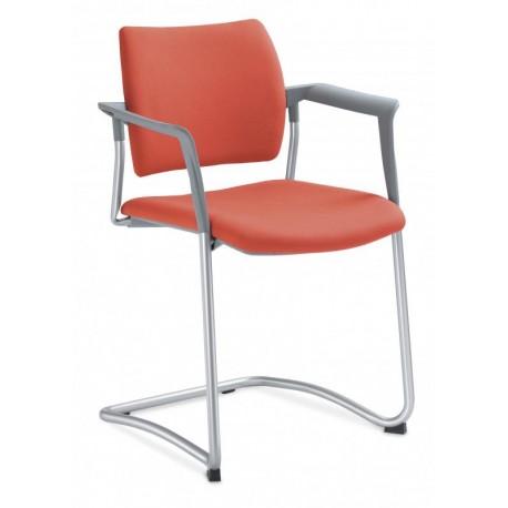 Konferenční čalouněná židle DREAM 131 / 131 B LD seating