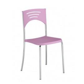 Plastová židle Bora