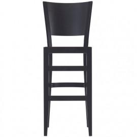 Dřevěná barová židle NORMA 311 919