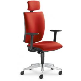 Kancelářská židle LYRA  208-SY