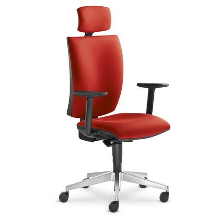 Kancelářská židle LYRA 208-SY LD seating