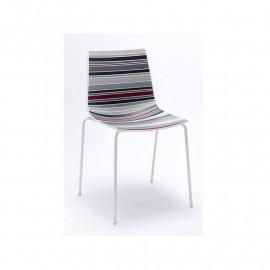 Plastová židle COLORFIVE