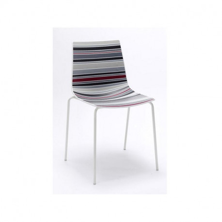 Plastová židle COLORFIVE Gaber