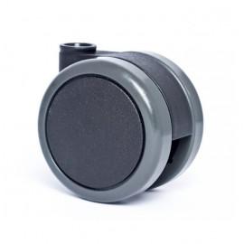 Plastové kolečko měkké 65 mm