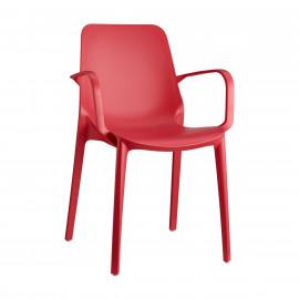 Plastová židle GINEVRA P