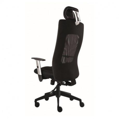 Kancelářská židle Lexa s podhlavníkem 3D Alba - Klasik