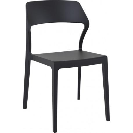 Plastová židle SNOW SIESTA